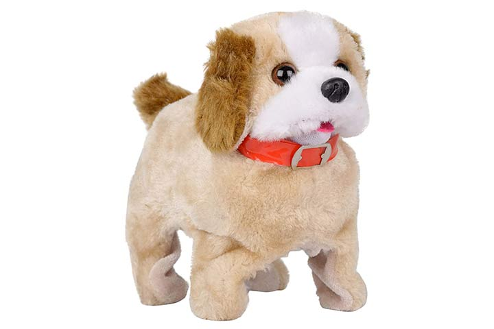 Smile Creation Fantastic Jumping Puppy Toy Gift for Kids