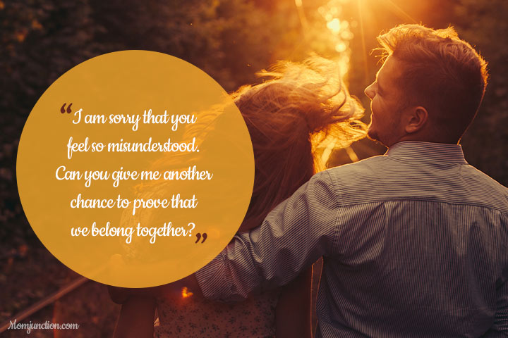 Forgiveness Messages for Husband