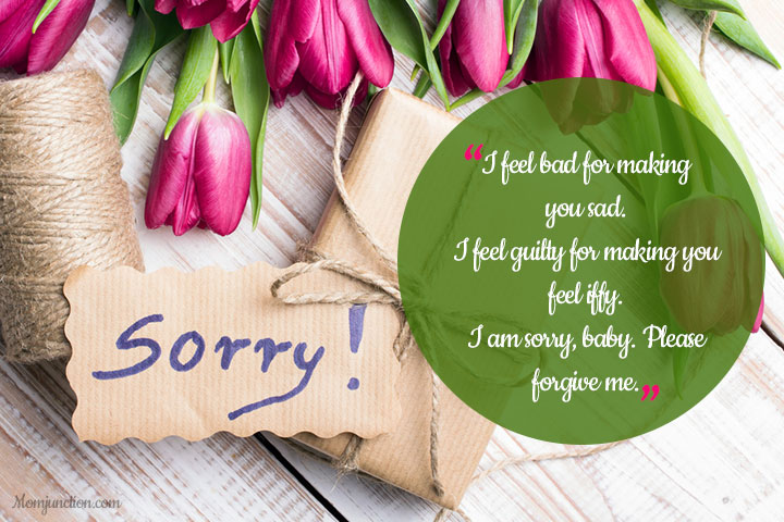 Apology And Sorry Quotes For Husband
