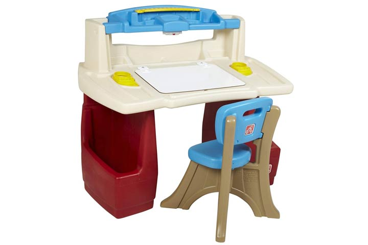Step2 Deluxe Kids Desk