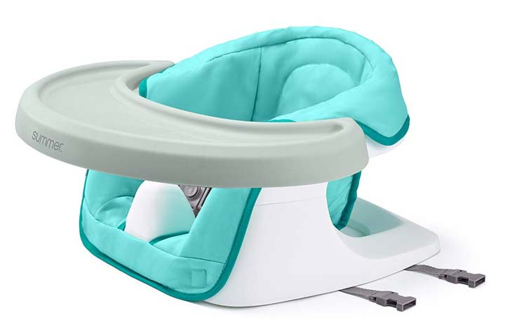 Summer Infant Floor N' More Support Seat