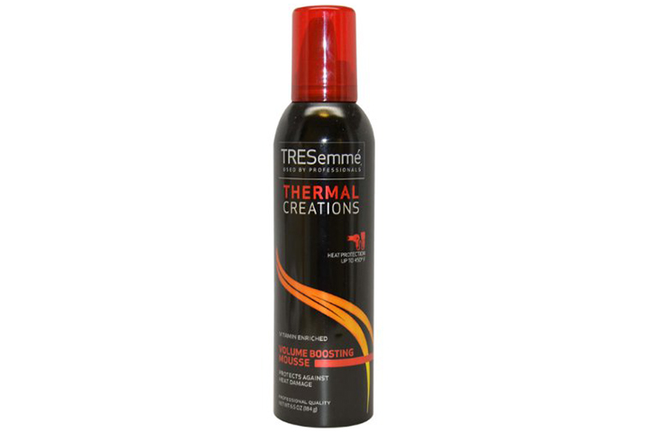 TRESemme Thermal Creations Volumising Mousse