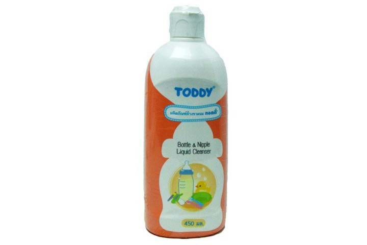 Toddy Baby Bottle And Nipple Liquid Cleanser