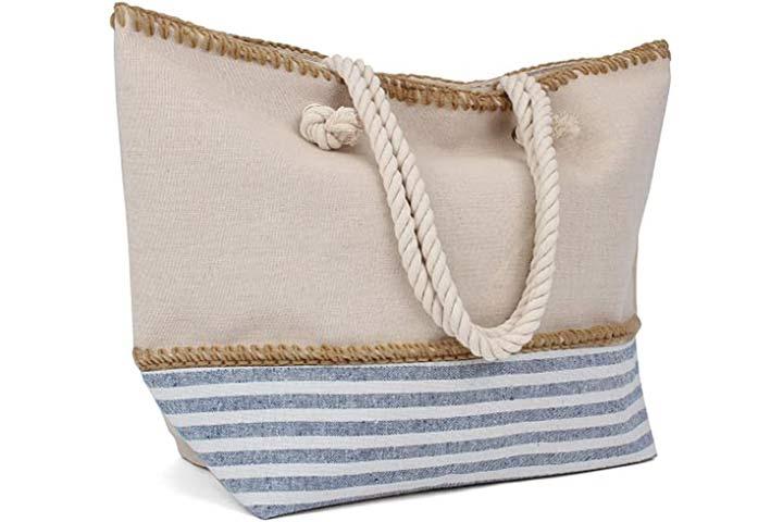 Tote Bag - Beach Bag - Rutledge & King