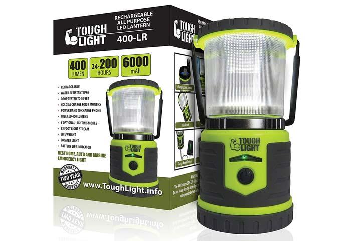 Tough Light Rechargeable All Purpose LED Lantern