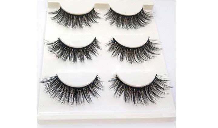 Trcoveric 3D Fake Eyelashes