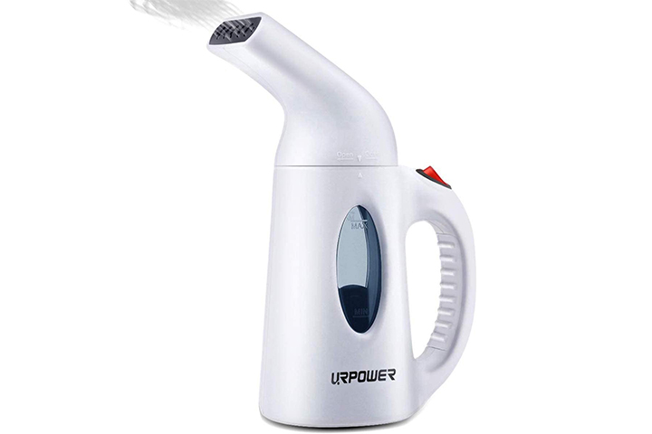 URPOWER 130ml Portable 7 in 1 Handheld Fabric Steamer