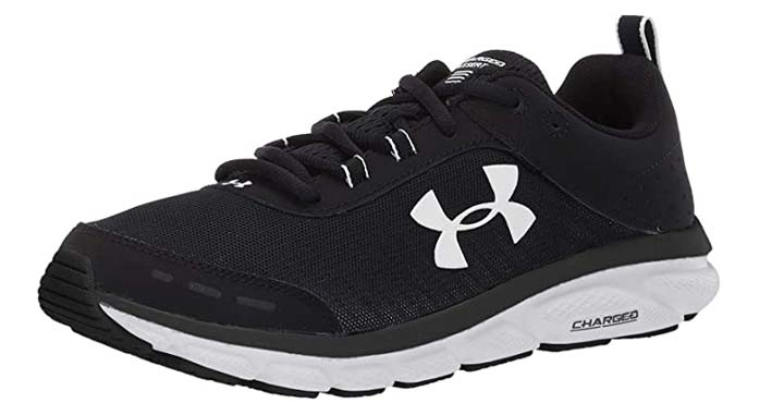 Under Armour Womens Charged Assert 8 Running Shoe