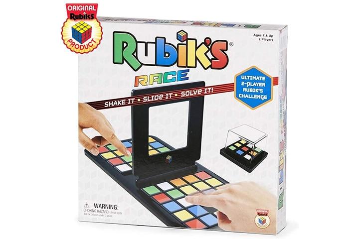 University Games Rubik's Race Game