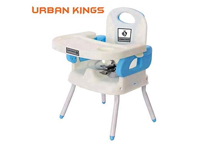 Urban Kings Deluxe Comfort Folding Booster Seat Booster Chair