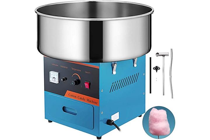 VBENLEM Electric Commercial Cotton Candy Machine