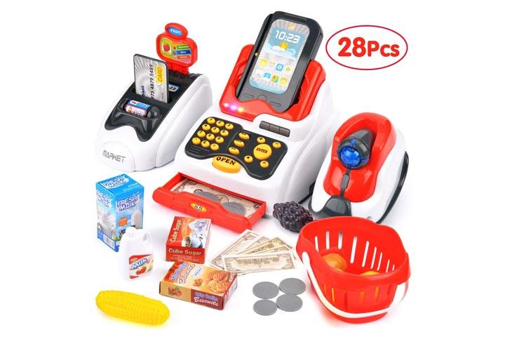 Vistostar Toy Cash Register