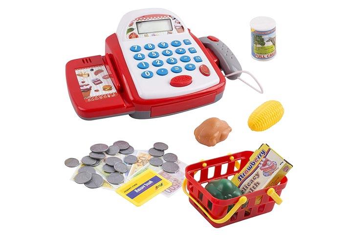 Vokodo Toy Cash Register