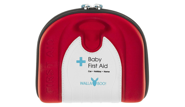 Wallaboo Premade Baby First-Aid Kit