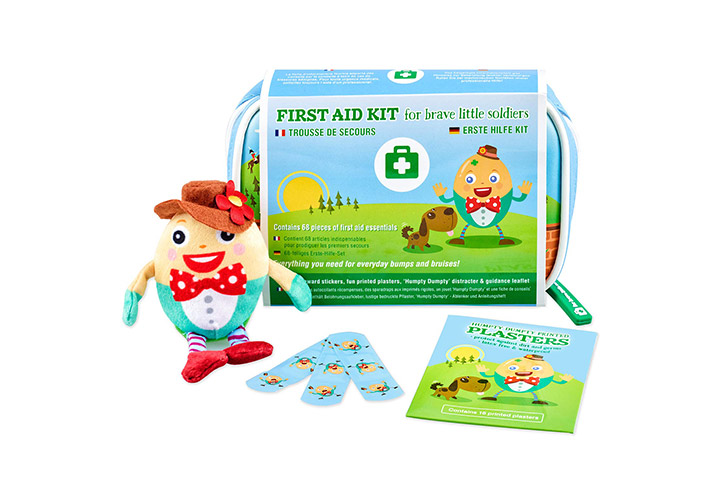 Yellodoor Baby First Aid Kit