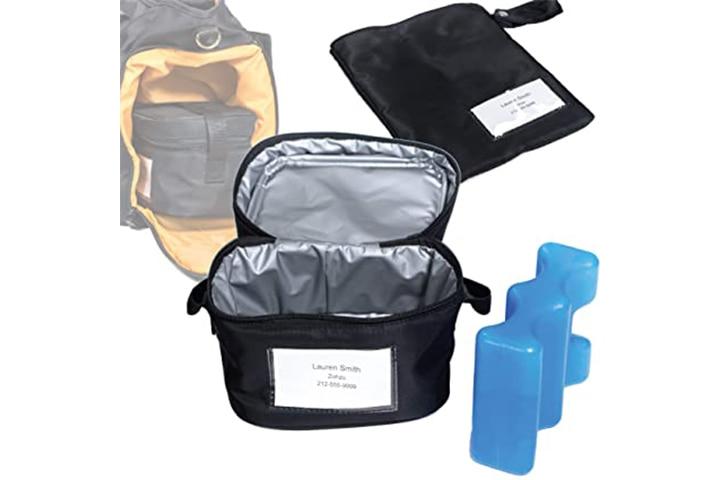 Zohzo Breastmilk Compact Cooler Bag