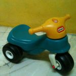 Little Tikes Mini Cycle-First tricycle-By jayasree0806