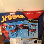 Marvel Table and Chair Set-Marvellous-By jayasree0806