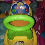 Fisher-Price LP Music Parade Ride-On-Little parade-By jayasree0806