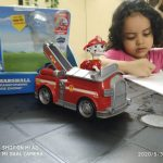 Paw Patrol Marshall Transforming Fire Engine-A must buy product for all paw team lovers-By treena123
