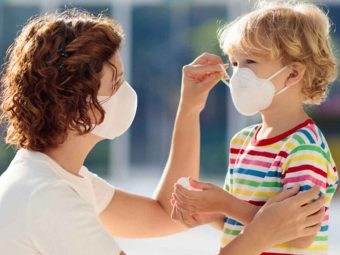 To Mask Or Not To Mask Children To Overcome COVID-19
