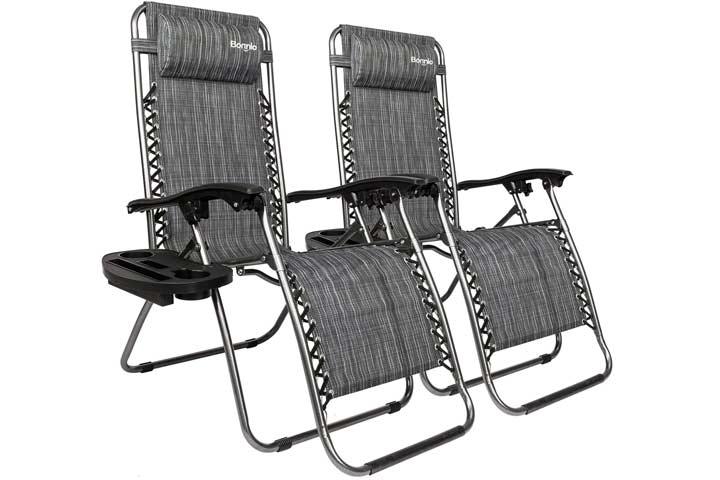 10. Bonnlo Infinity Zero Gravity Chair