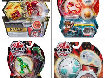 10 Best Bakugan Toy Balls To Buy In 2021