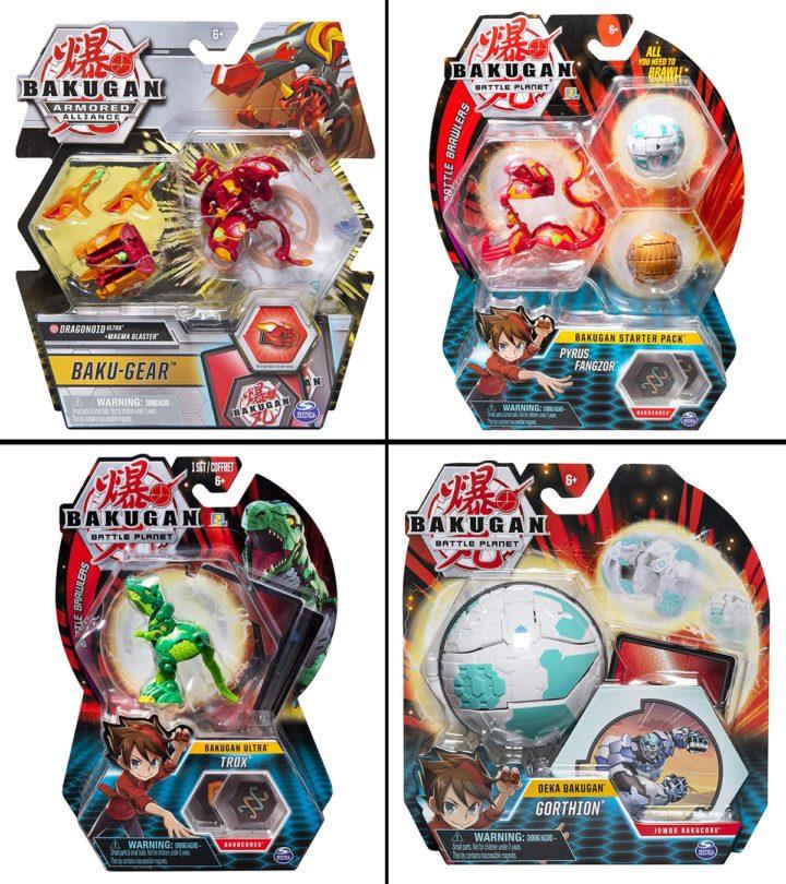 10 Best Bakugan Toy Balls To Buy In 2020