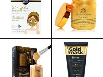 10 Best Gold Face Masks To Buy In 2020