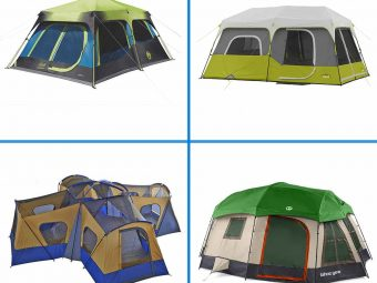 11 Best Cabin Tents To Buy In 2021