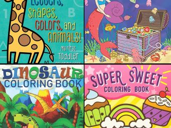 11 Best Coloring Books For Kids In 2021