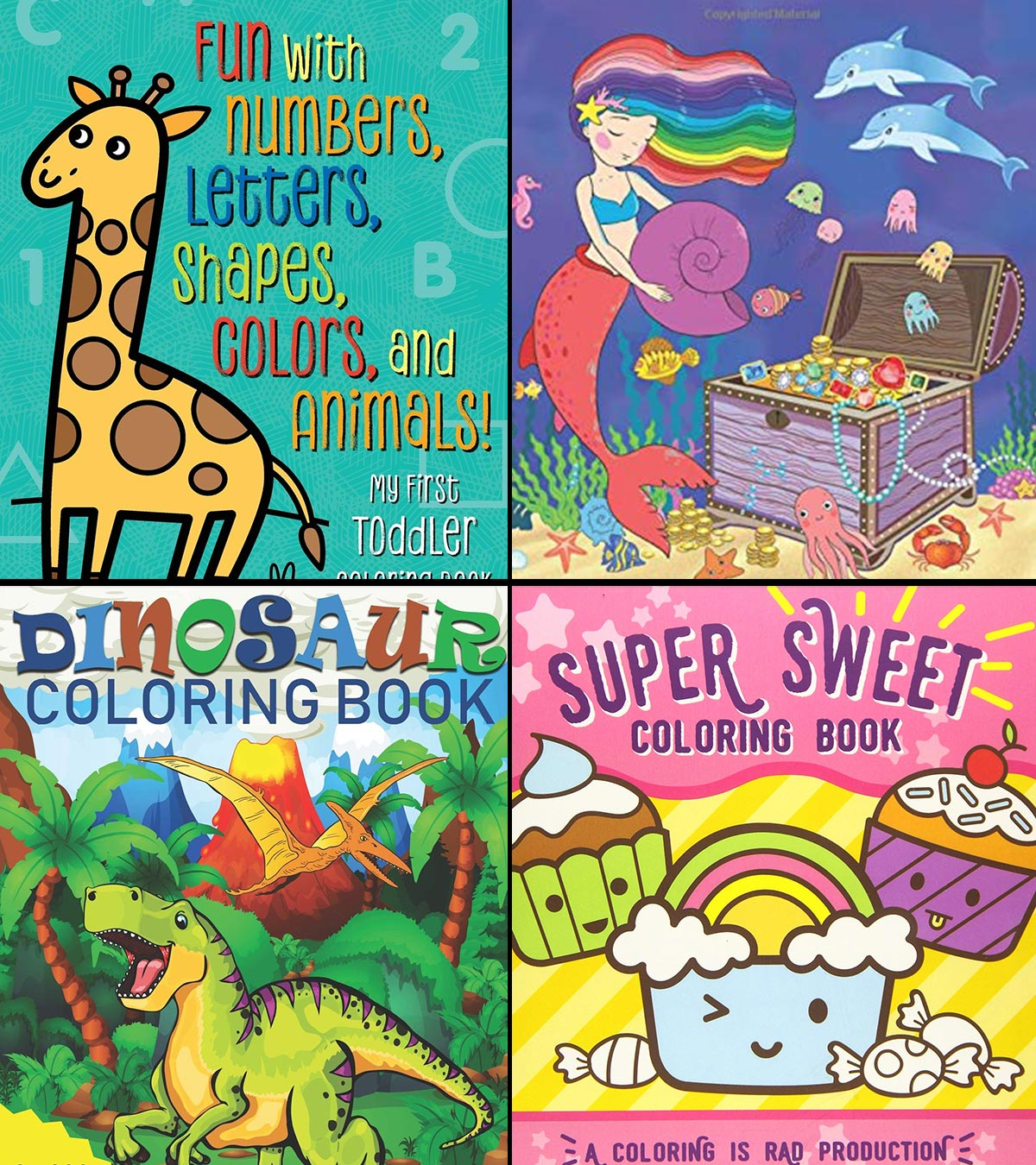11 Best Coloring Books For Kids In 2020