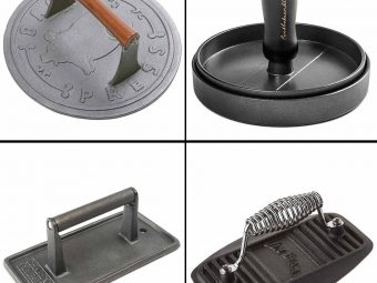 11 Best Grill Presses To Buy In 2021