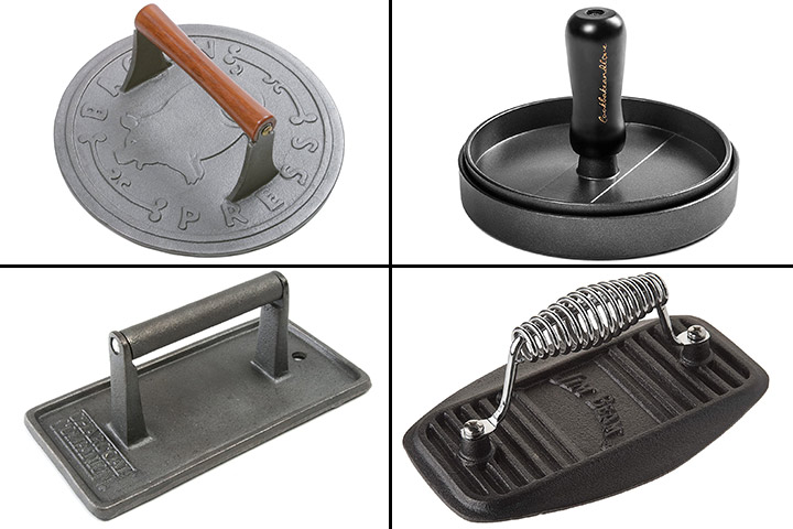 11 Best Grill Presses To Buy In 2020
