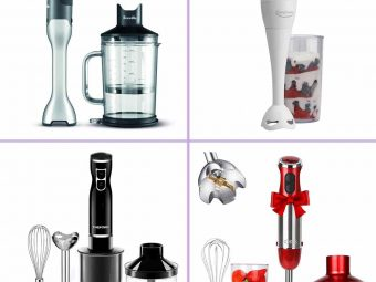 11 Best Immersion Blenders To Buy In 2020