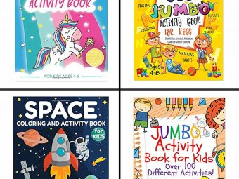 11 Best Kids Activity Books To Buy In 2020