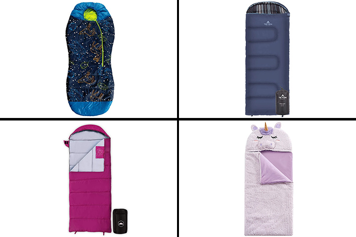11 Best Kids' Sleeping Bags In 2020