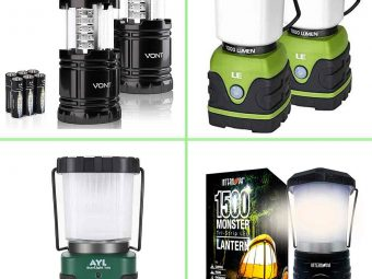 11 Best Lanterns For Power Outage