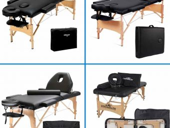 11 Best Massage Tables To Buy In 2021