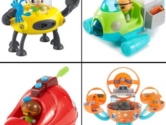 11 Best Octonauts Toys To Buy In 2020