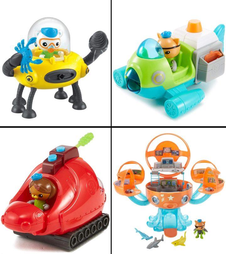 11 Best Octonauts Toys To Buy In 2020