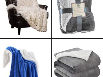 11 Best Sherpa Blankets To Buy In 2021