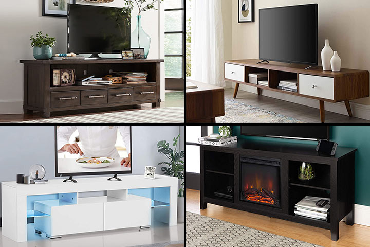 11 Best TV Stands for a 65-Inch TV