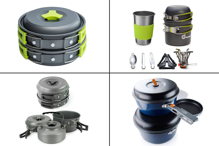 13 Best Camping Cookware Sets In 2020-1