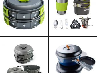 13 Best Camping Cookware Sets In 2021