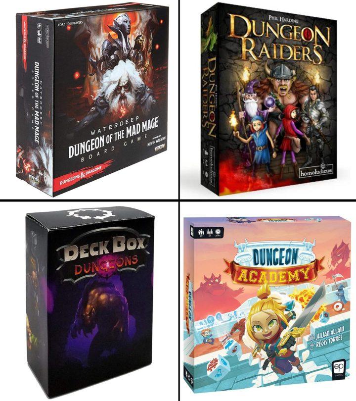 13 Best Dungeon Crawler Board Games In 2020