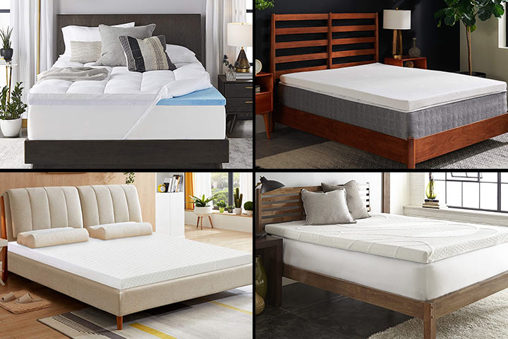 13 Best Mattress Toppers For Side Sleepers In 2020