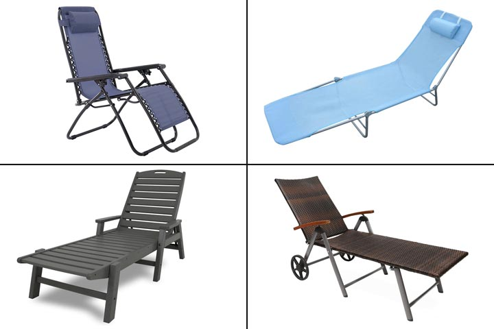 13 Best Outdoor Chaise Lounges In 2020-1