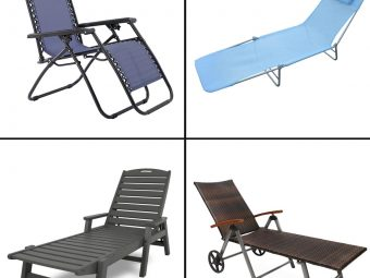 13 Best Outdoor Chaise Lounges In 2021