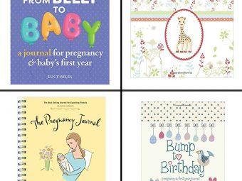 13 Best Pregnancy Journals To Buy In 2020
